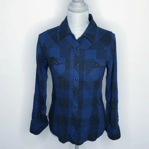 Nordstrom Thread and Supply Button Down (S21)